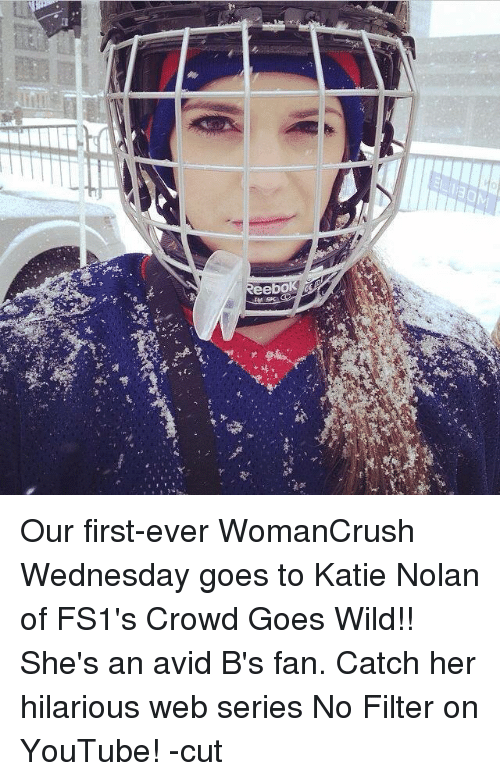 Hockey Youtube And Wednesday Eebo 5K Our First Ever WomanCrush