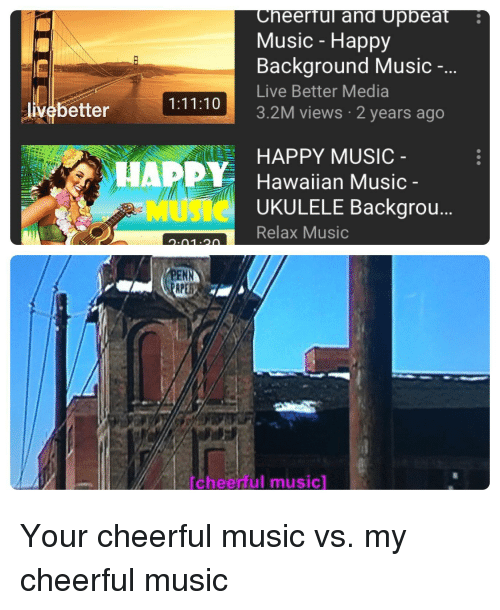 Eerful and Upbeat Music - Happy Background Music - Live Better Media