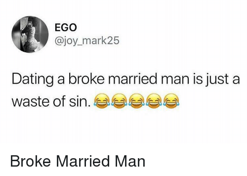 dating a broke man