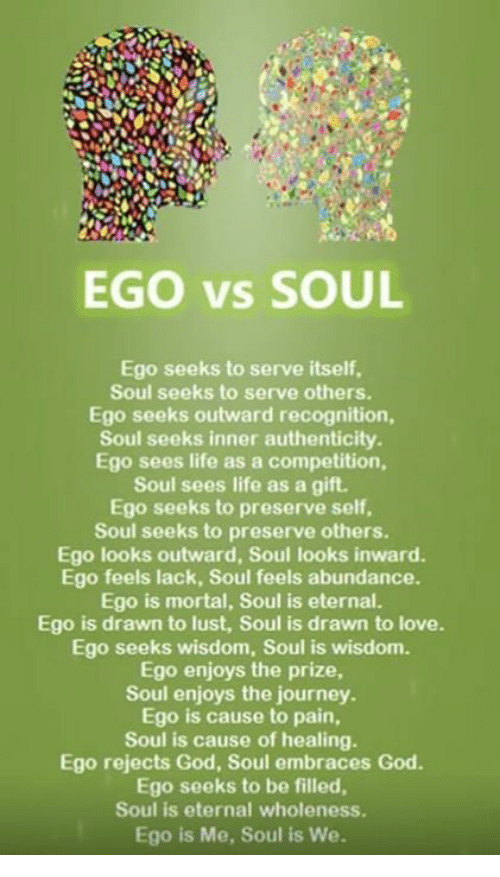 ego vs god essay Below is an essay on ego integrity vs despair from anti essays, your source for research papers, essays, and term paper examples erikson's stage of ego integrity versus despair the following paper elaborates upon erik erikson's stage of ego integrity versus despair.