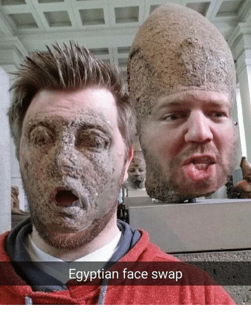 Face Swap, Classical Art, and Egyptian: Egyptian face swap