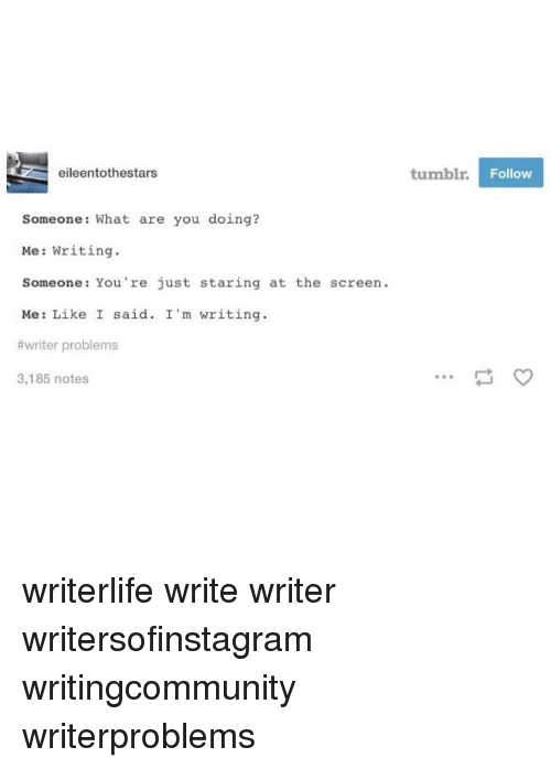 Write my essay for me tumblr