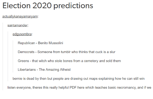Best Of Tumblr 2020 🔥 25+ Best Memes About 2020 Predictions | 2020 Predictions Memes