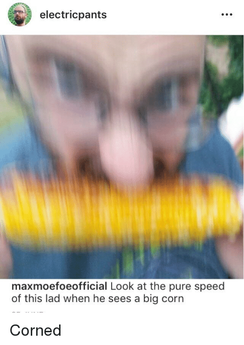 Electricpants Maxmoefoeofficial Look at the Pure Speed of This Lad