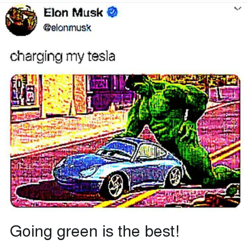 Best Tesla And Elon Musk Elonmusk Charging My