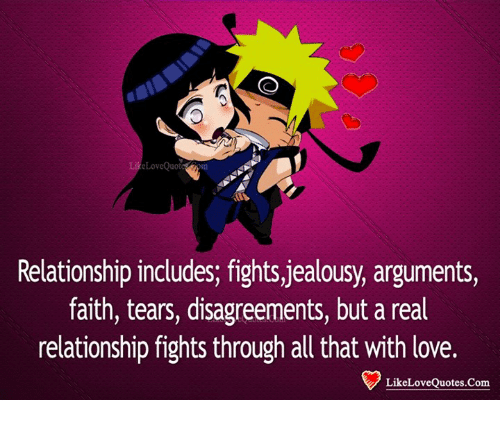 Elovequotev Relationship Includes Fightsjealousy Arguments Faith