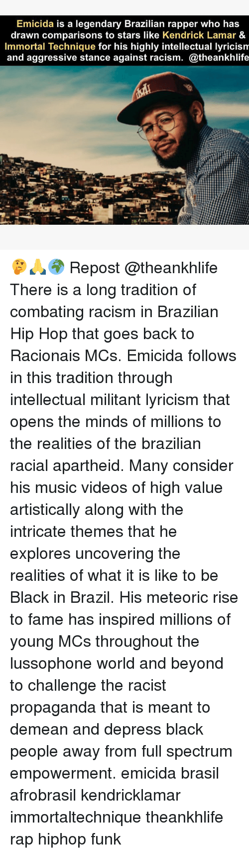 Https I Fuck All That President Shit Fam We Out Here Drinkin Tendencies Kaos Percent Vibe Putih S Emicida Is A Legendary Brazilian Rapper Who Has Drawn Comparisons 16068145