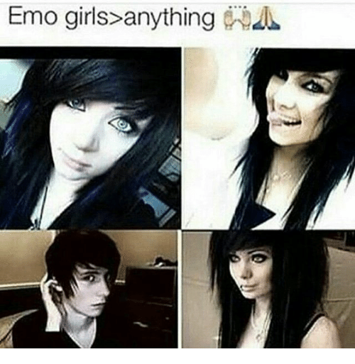 where to find emo girls