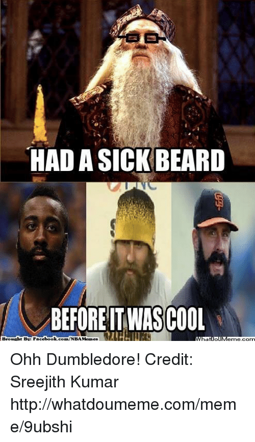 en shad asick beard before itwas cool book com nbamemes ohh dumbledore 16976495 ✅ 25 best memes about dumbledore dumbledore memes,Dumbledore Meme