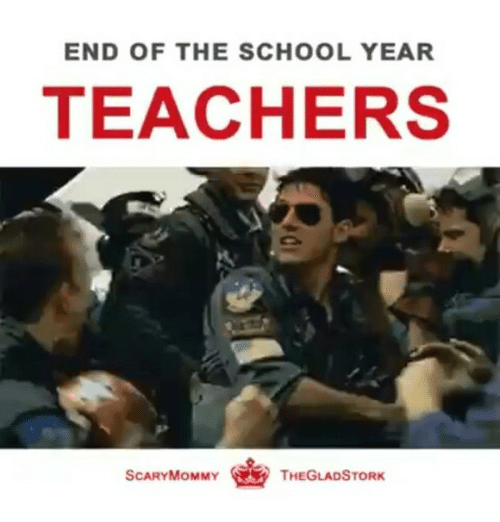 Funniest Meme Of The Year : Best memes about end of the school year