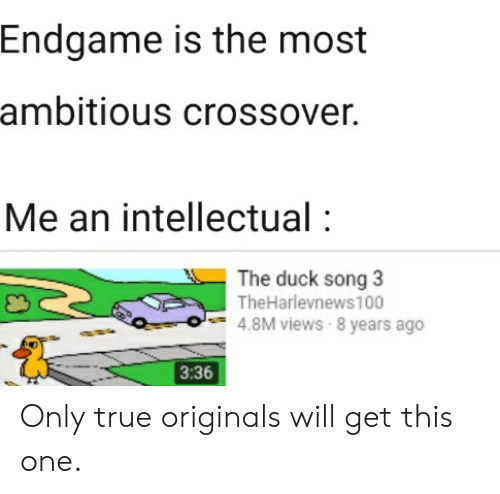 Endgame Is the Most Ambitious Crossover Me an Intellectual