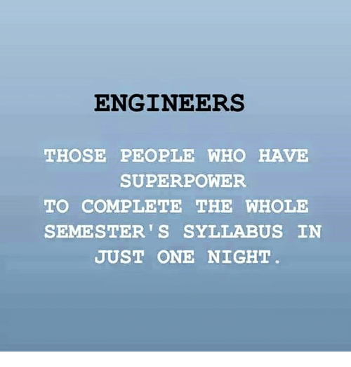 | What No One Tells You About Engineering | 3. Engineers don't Have Super Powers