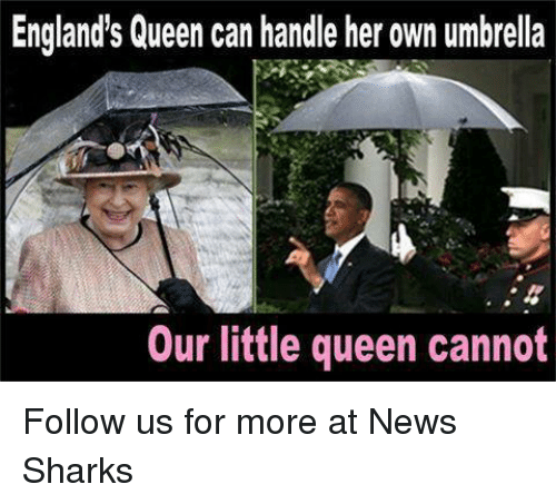 englands queen can handle her own umbrella our little queen 7535924 england's queen can handle her own umbrella our little queen cannot