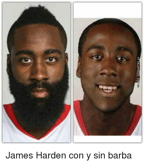 James Harden Ohne Bart