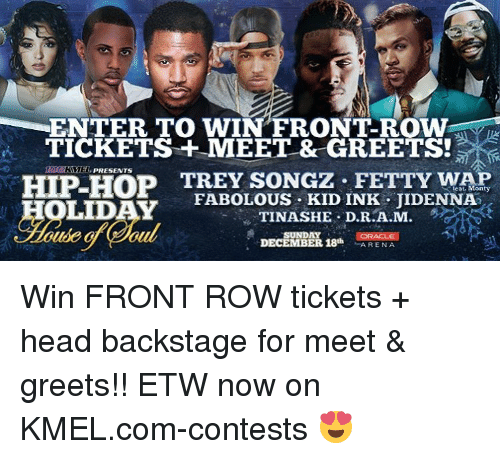 Enter to win front rowmm tickets meet greets hip presents trey fabolous fetty wap and jidenna enter to win front rowmm tickets meet m4hsunfo