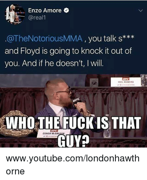 Who the fuck is that you tube