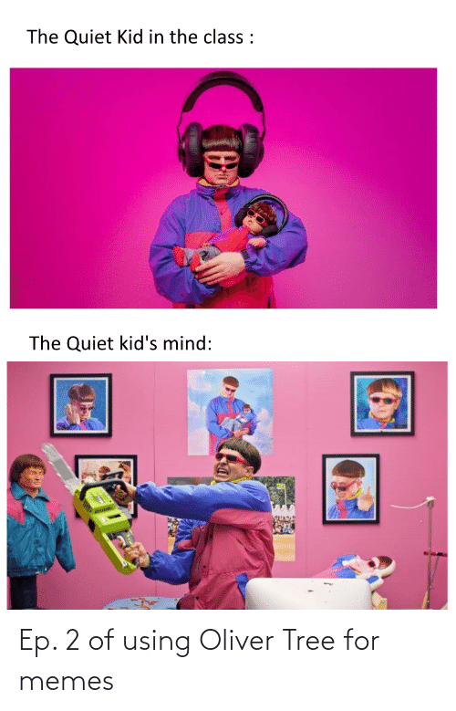 Memes, Tree, and Dank Memes: Ep. 2 of using Oliver Tree for memes