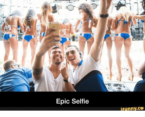 Epic Selfie ifunnyCO | Funny Meme on ME ME
