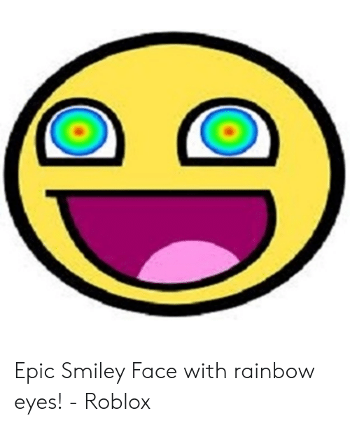 Roblox Smiley Face Meme - Wholefed org