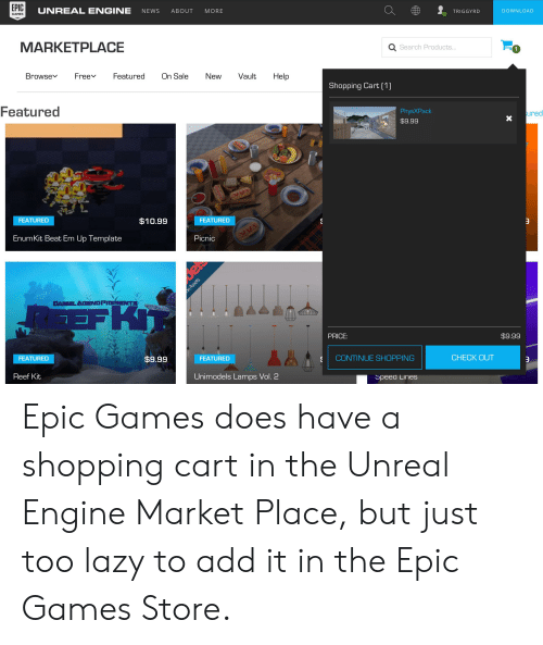 🔥 25+ Best Memes About Unreal Engine | Unreal Engine Memes