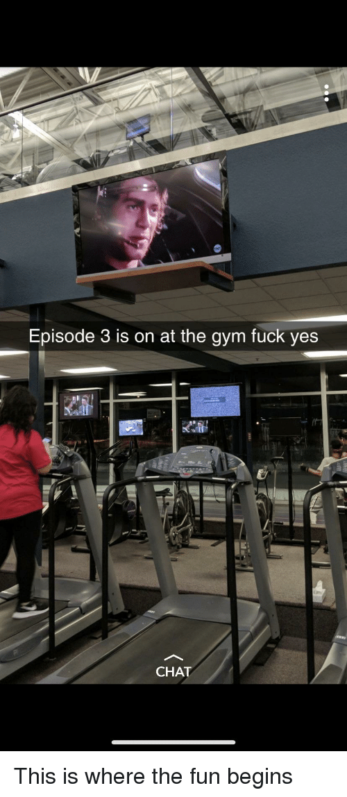 Opinion. You gym and fuck