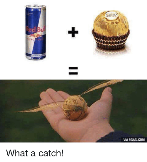 9gag, Dank, and 🤖: ERG  VIA 9GAG.COM What a catch!