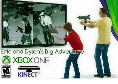 Eric and Dylan's Big Adventure XBOX ONE MATURE 11 KINECT