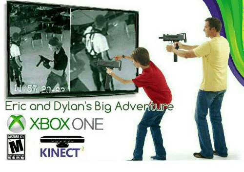 Eric and Dylan's Big Adventure XBOXONE MATURE 17+ KINECT