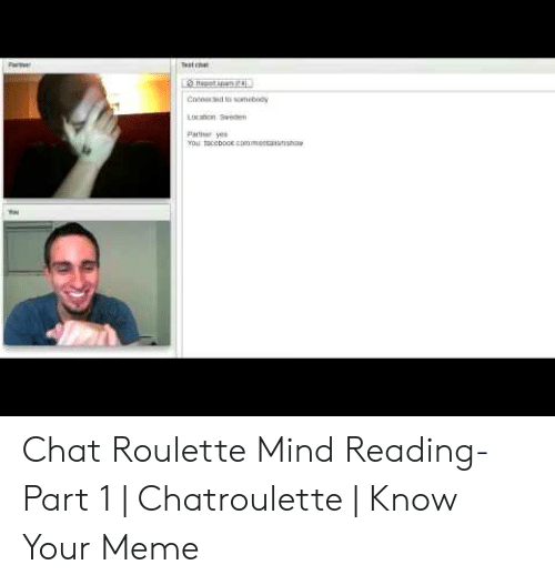 Rollet chat Chatroulette, Omegle,