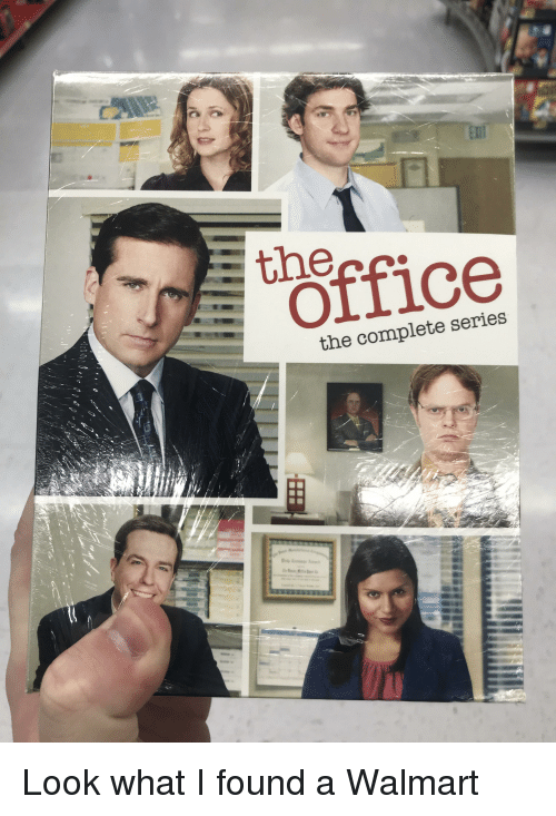 Ethe Office The Complete Series