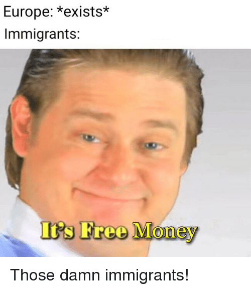 Many People Saying Its Pointless Attaining Everything For Free But Is It Right To Attain Money From Something You Didnt Work For By Jaysonpaul Ramos 9 Meme Center