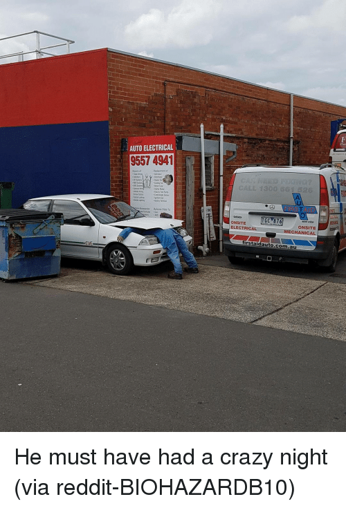 EVE AUTO ELECTRICAL 9557 4941 CALL 1300 TGC 876 ONSITE ...