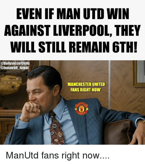 25+ Best Memes About Manchester United | Manchester United ...