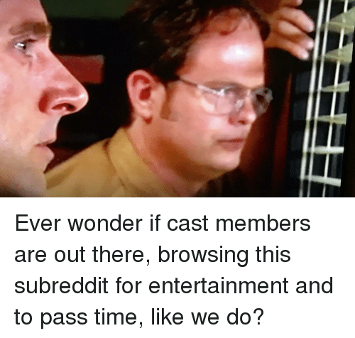 The Office, Time, and Wonder