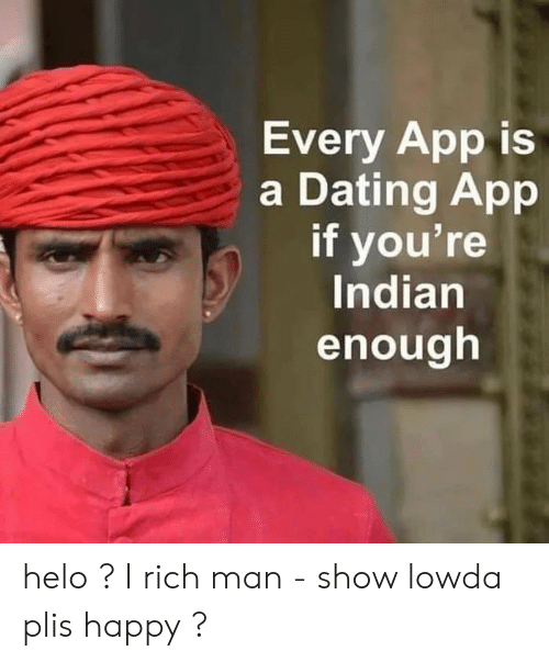 Rich dating apps
