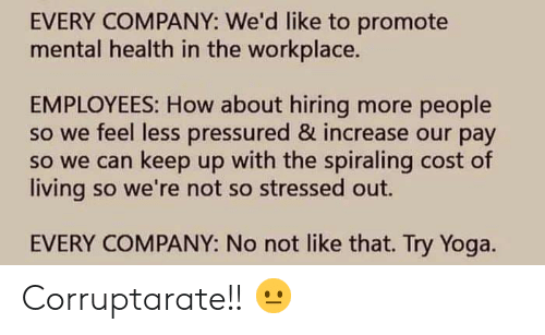 What do you not like about the company