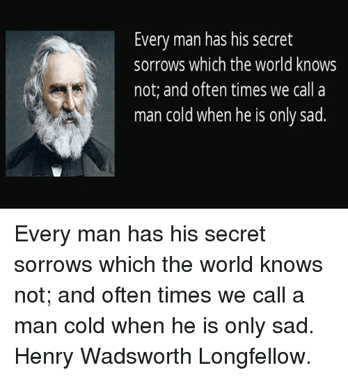 Memes, Time, And World: Every Man Has His Secret Sorrows Which The World