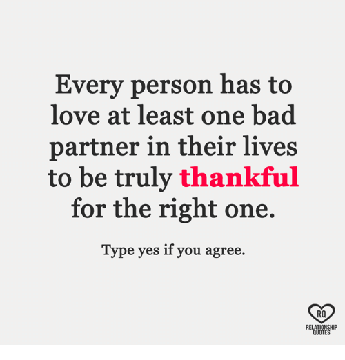 Every Person Has To Love At Least One Bad Partner In Their Lives To