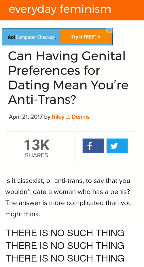 should i try dating a feminist