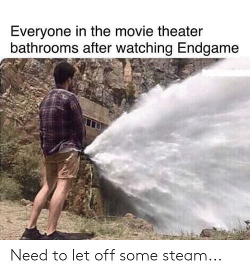 Everyone in the Movie Theater Bathrooms After Watching