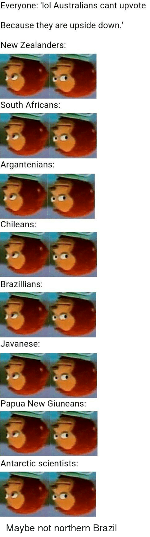 Lol brazil and dank memes everyone lol australians cant upvote because