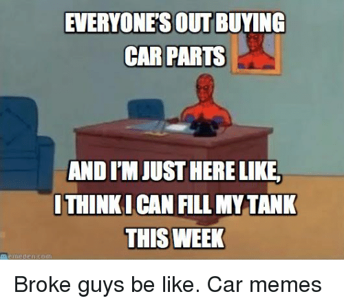Search Car Parts Memes On Sizzle
