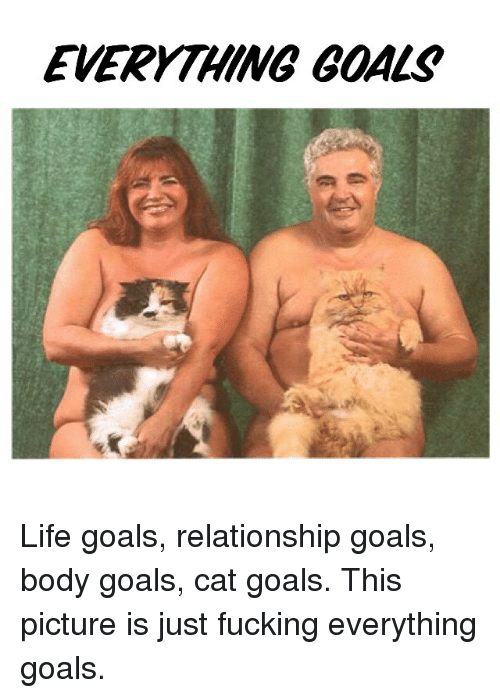 unofficial relationship meme goals