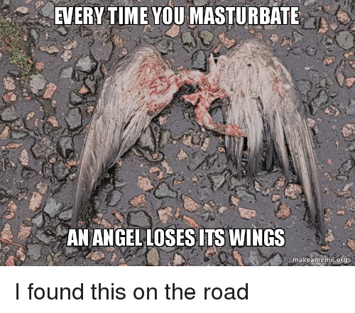 That mansers best time to masturbate for years