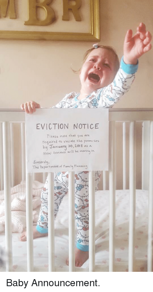 eviction notice please note that you are reauired to vacate the