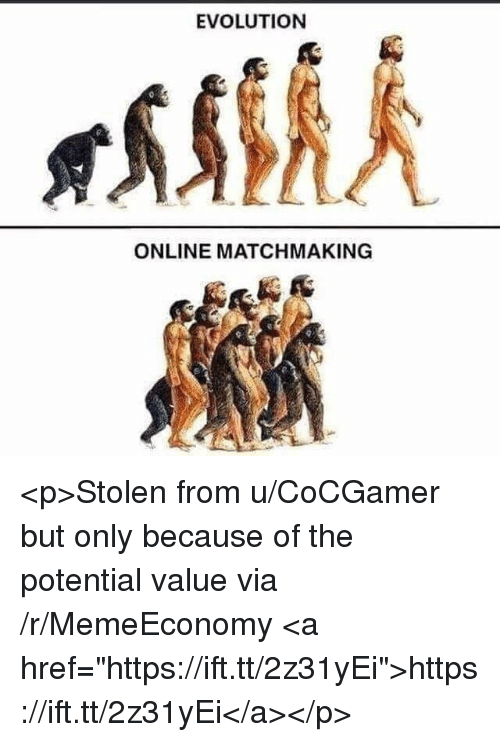 Online matchmaking