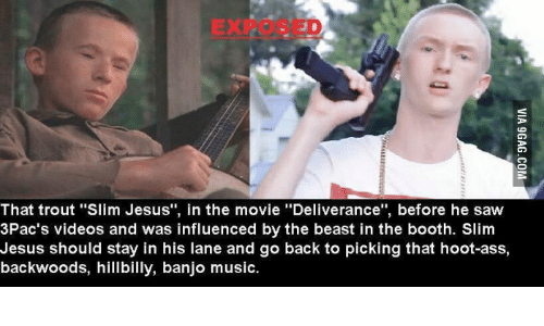 exp that trout slim jesus in the movie deliverance before 14007747 exp that trout slim jesus in the movie deliverance before he saw