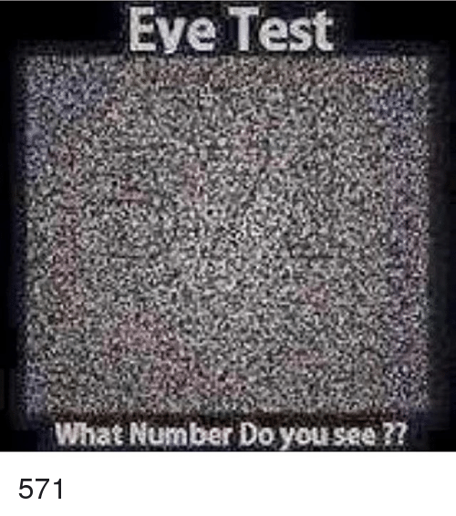 how to see your number