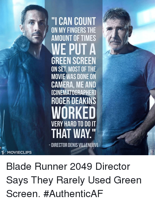 f movieclips i can count on my fingers the amount 10141317 ✅ 25 best memes about blade runner blade runner memes