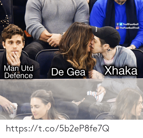 Memes, 🤖, and De Gea: f TrollFootball  O TheFootballTroll  an  Defence De Gea https://t.co/5b2eP8fe7Q